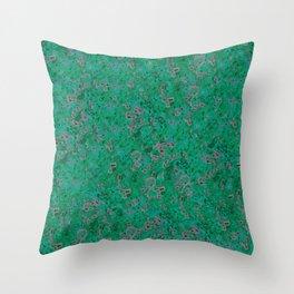 Camoo #7 Throw Pillow