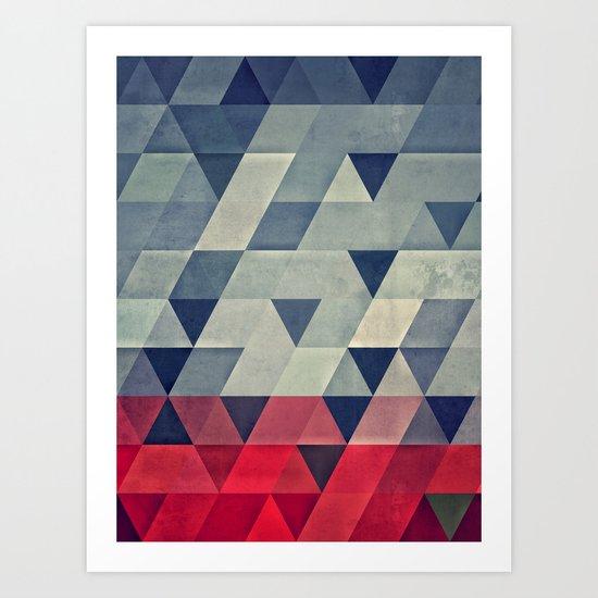 wytchy Art Print