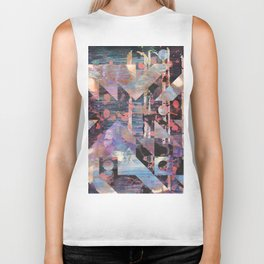 Where Does Outer Space End Biker Tank