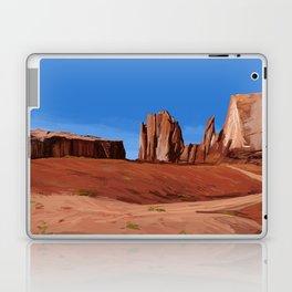 Desert Landscape Laptop & iPad Skin