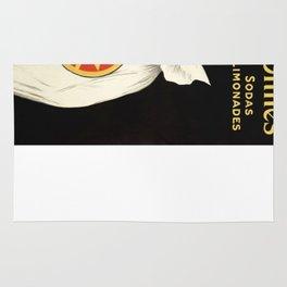 Vintage poster - Les Couronnes Rug
