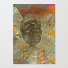V1 Canvas Print