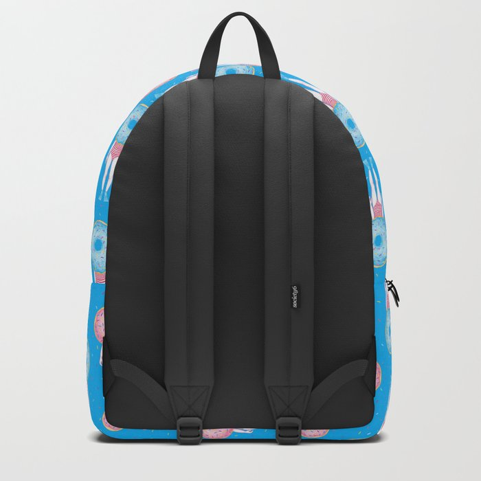 The Summer Treats: Pool Party Doughnuts Backpack