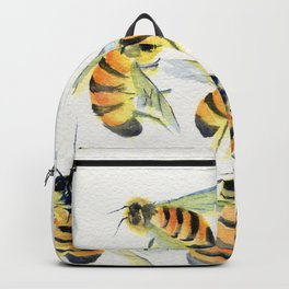 All About Bees Backpack
