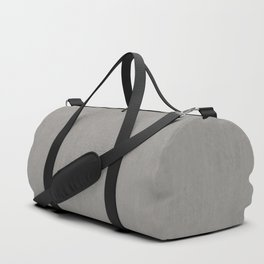 Bare Cement Texture Duffle Bag