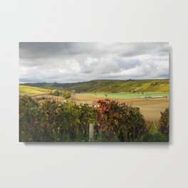 Loire Valley Metal Print