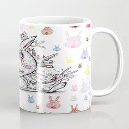 sad bunny Coffee Mug