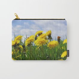 Dandelion meadow Carry-All Pouch
