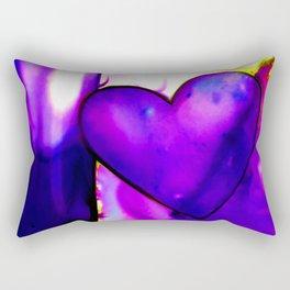 Heart Dreams 1I by Kathy Morton Stanion Rectangular Pillow
