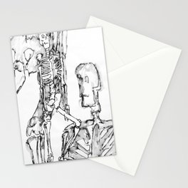 Skelly Stationery Cards