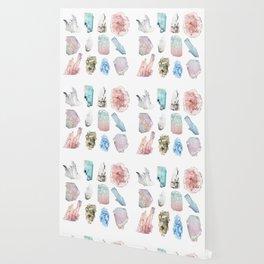 Crystals Wallpaper