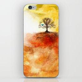 Aging Hearts iPhone Skin