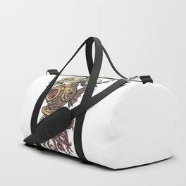Octopus Diver Duffle Bag