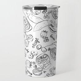 Crazy for Canning Travel Mug