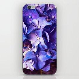 Ultra Violet Dance iPhone Skin