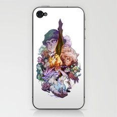 Hunter X Hunter Characters iPhone & iPod Skin