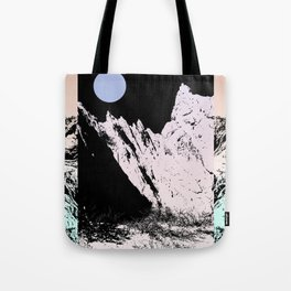That circle which might be a moon Tote Bag