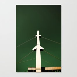 The Tranporter 2 Canvas Print