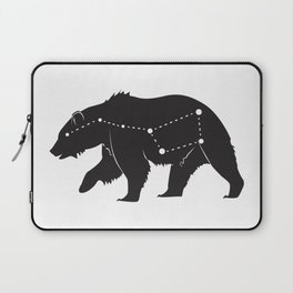 Ursa Major Bear Laptop Sleeve