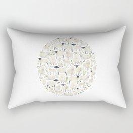 Sheep. Rectangular Pillow