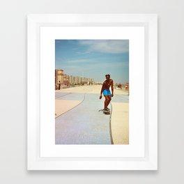 East Coast Framed Art Print