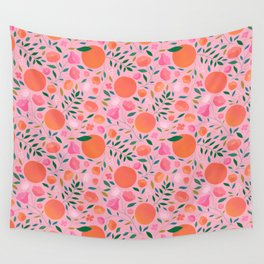 Apricots Wall Tapestry