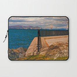 Tappan Zee Bridge Laptop Sleeve