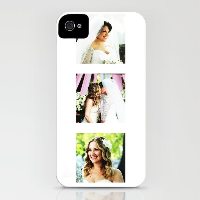 GREY\'S ANATOMY - CALZONA WEDDING iPhone Case by everybreatheverymove ...
