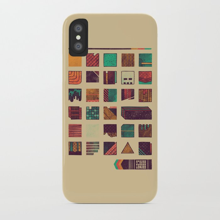 Swatches iPhone Case