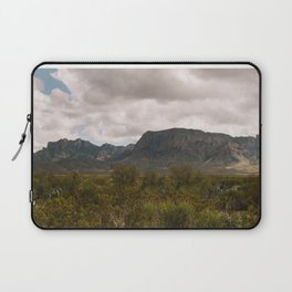 Mountain View, Big Bend National Park - Texas Laptop Sleeve