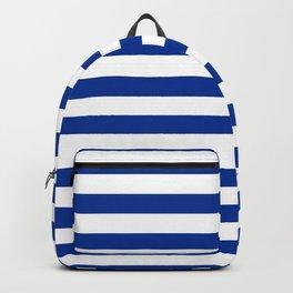 El Salvador honduras finland greece israel flag stripes Backpack