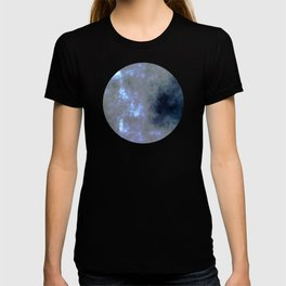 Moon Light-Foggy Night T-shirt