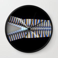 ykk Wall Clock