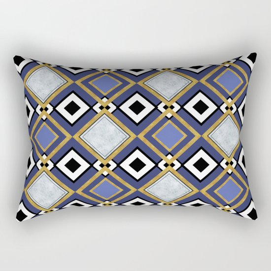 Purple Jade Rectangular Pillow
