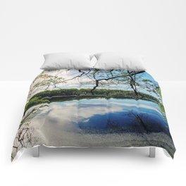 Pond Views Comforters