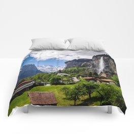 Lauterbrunnen Comforters