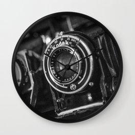 Classic Kodak Wall Clock