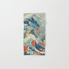 The Great Wave Hand & Bath Towel