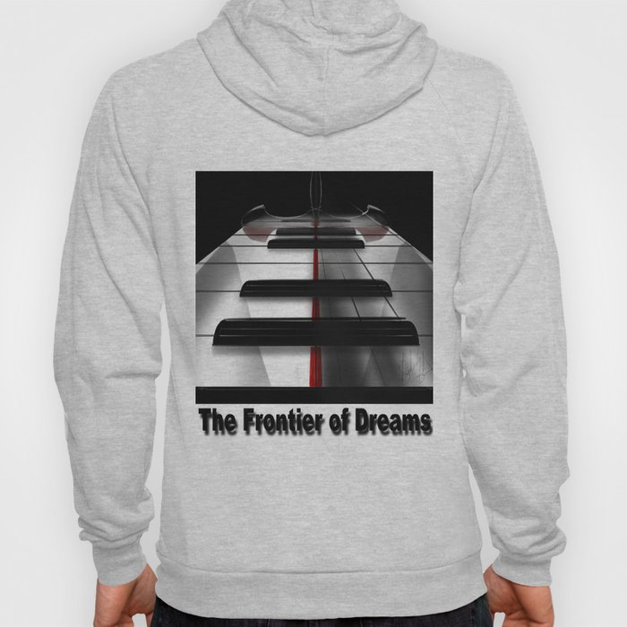 Piano - by HS Design Hoody