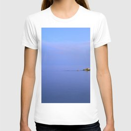San Cristobal Reefs. Blue hour T-shirt
