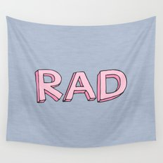 RAD Wall Tapestry