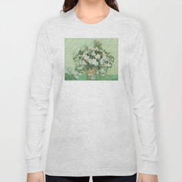 Vincent van Gogh - Roses Long Sleeve T-shirt