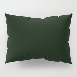 456. Nureba-iro (Wet-Wing-Color, Wet Crow's Wing)  Pillow Sham