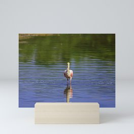 Silent Craving Mini Art Print