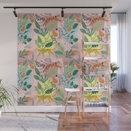 Jungle Fun Wall Mural