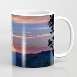 Colorful Sunset - North_Rim, Grand_Canyon, AZ Coffee Mug