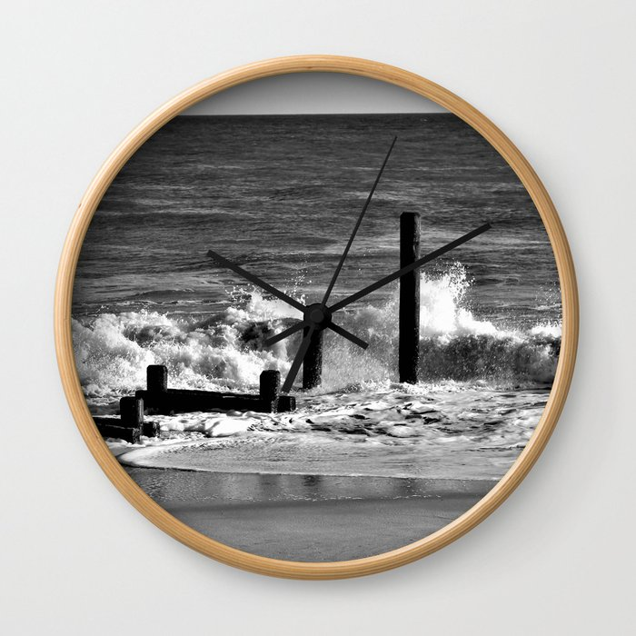 End of Season Wall Clock