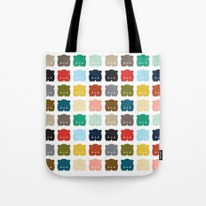 Bears, Bears, Bears Tote Bag