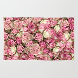 Your Pink Roses Rug