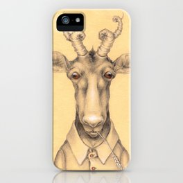 Farmer iPhone Case